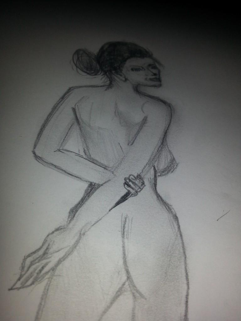 Elle' dans Portraits d'artistes et d'illustres inconnus 20121126_222326