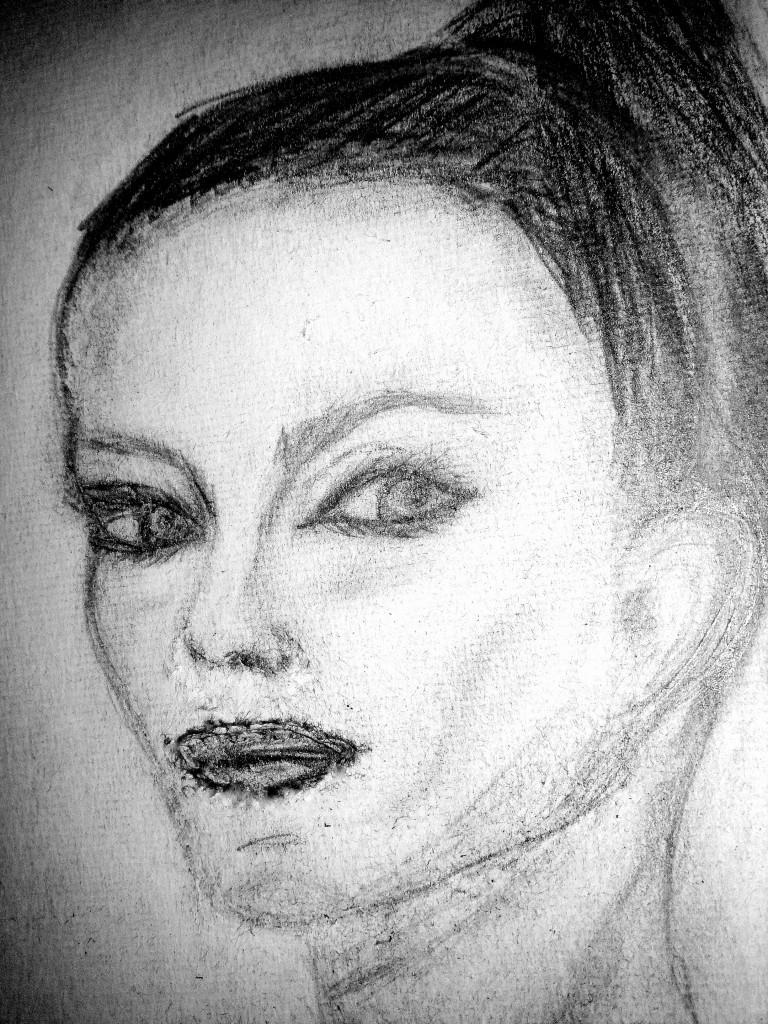 Vanessa Paradis dans Portraits d'artistes et d'illustres inconnus v