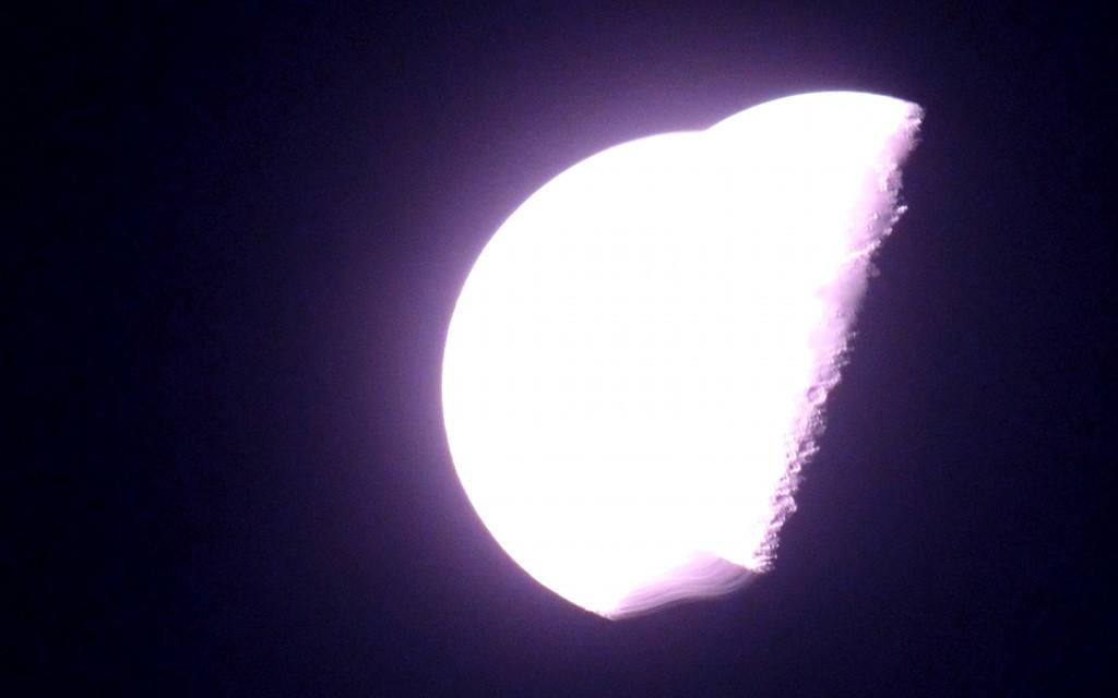 Lune et tremblements dans Ciel lune1
