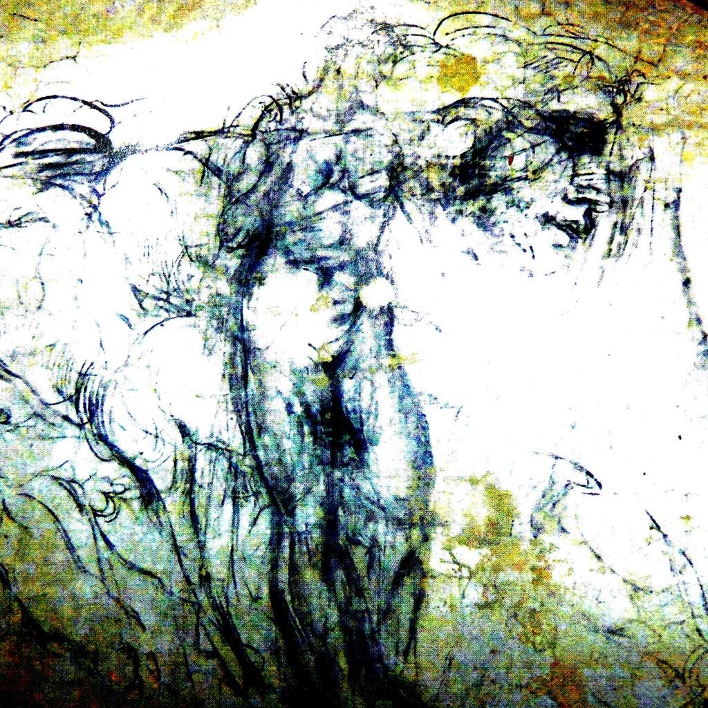 Dessins de Michel Ange sous la chapelle des Médicis dans Peinture - Dessins dscn2458